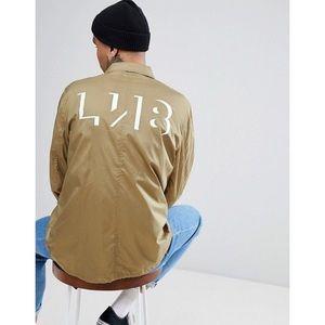 Levi's Line 8 Coaches Lightweight Jacket Medium